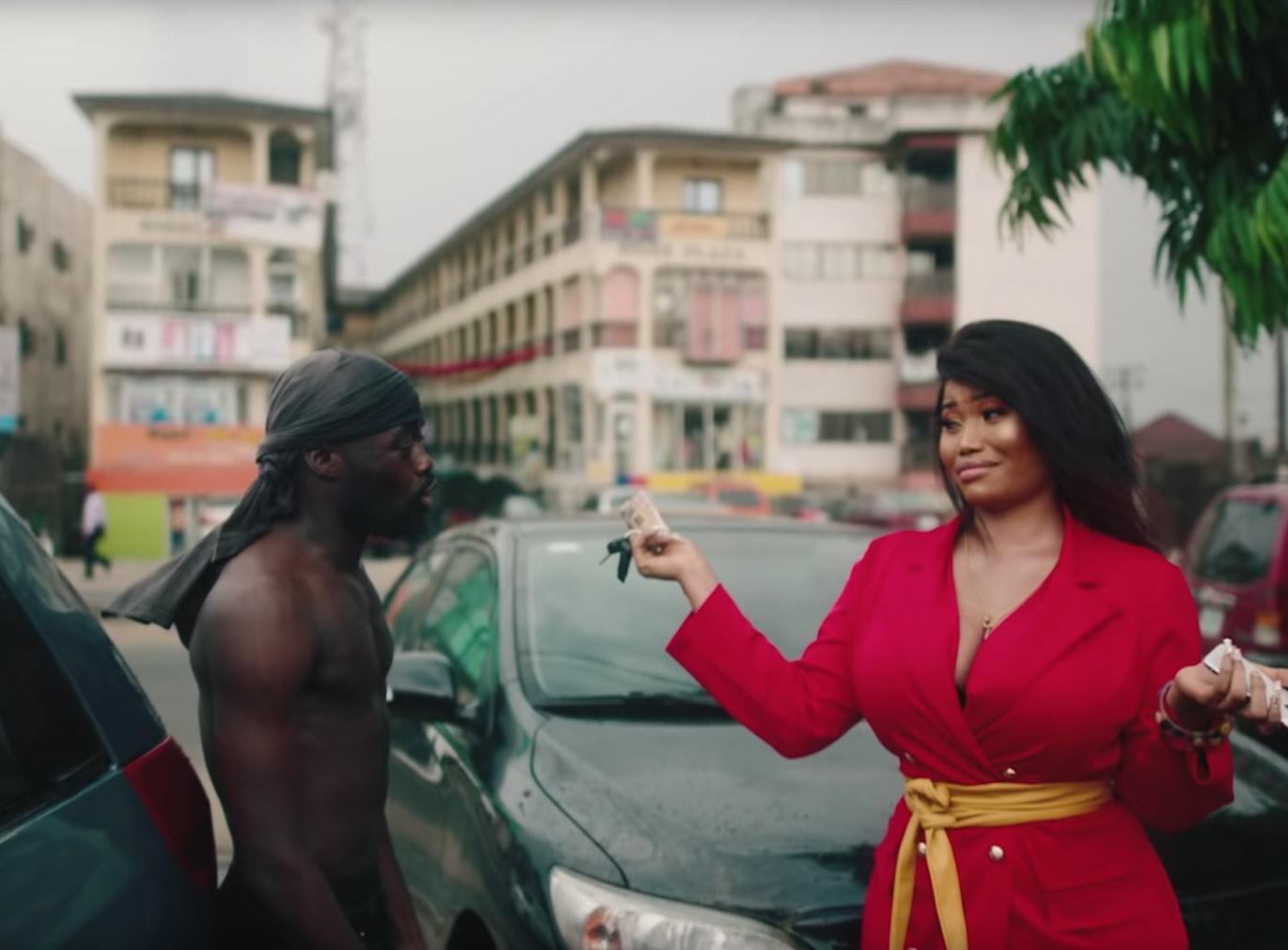 Burna Boy unveils emotional music video 'Dangote'