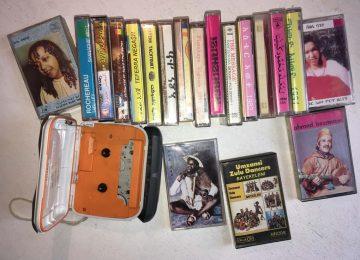 Écoutez une mixtape de K7 dénichées entre Addis Abeba, Cotonou et Dakar