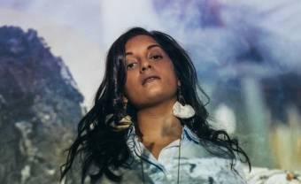 Maya Kamaty shares music video for 'Dark River'