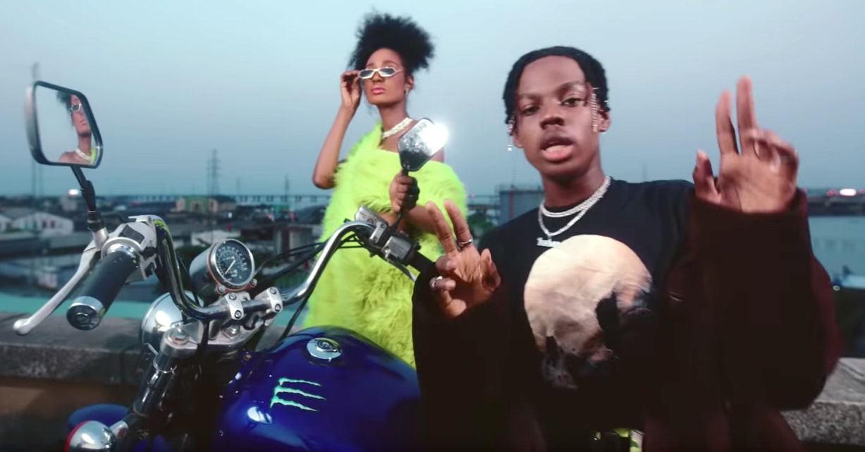 Rema, the Nigerian rising rap star releases debut EP
