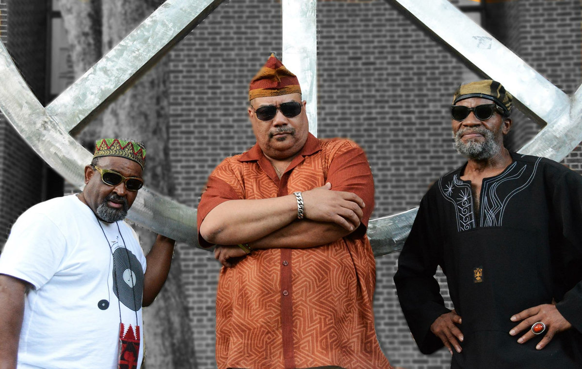 The Last Poets - photo SOUNDEVIDENCE
