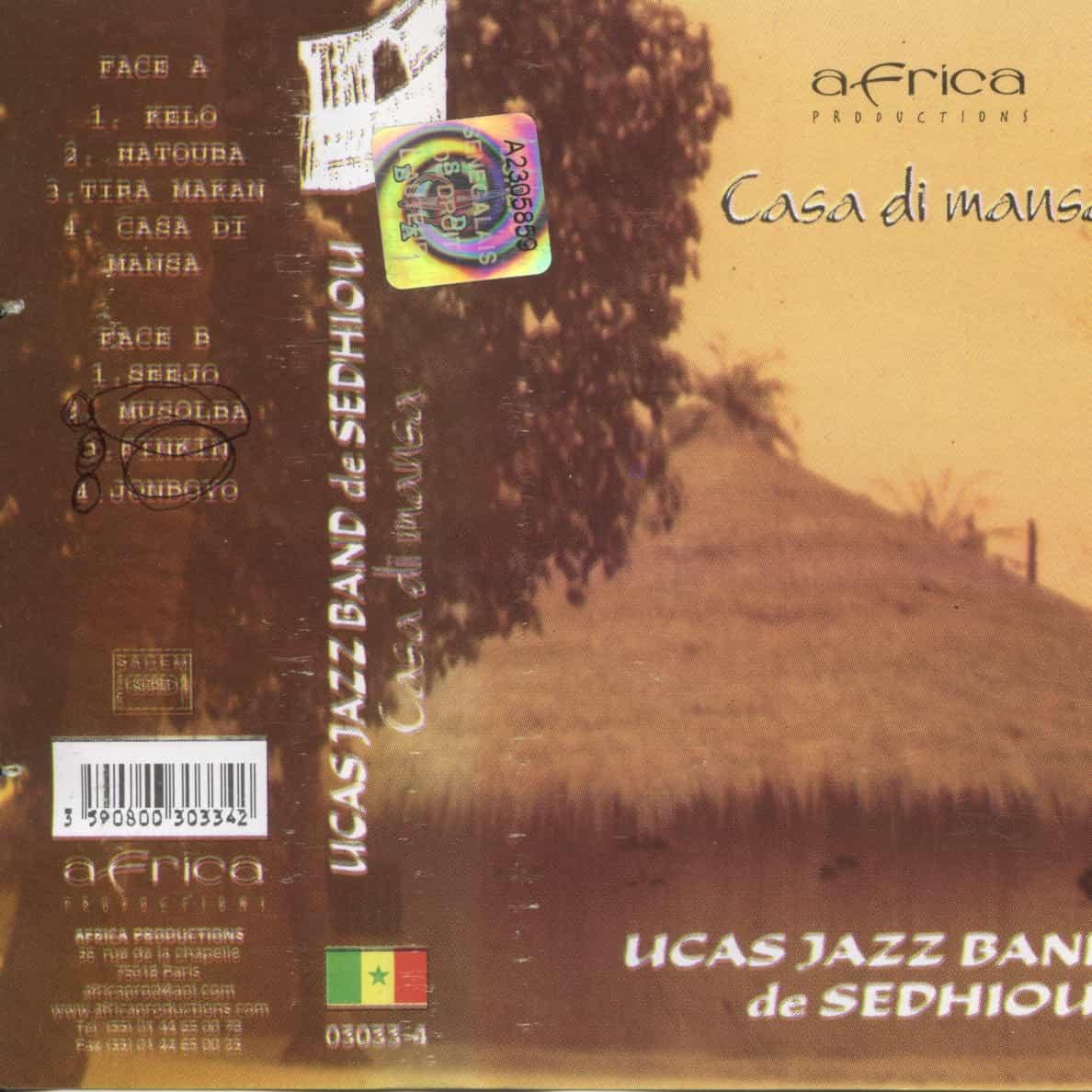 UCAS JazzBand Sedhiou Casamance