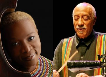 Hackney Colliery Band collabore avec Mulatu Astatke et Angélique Kidjo