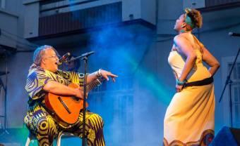 Beth et Patricia Carvalho, la musique en héritage