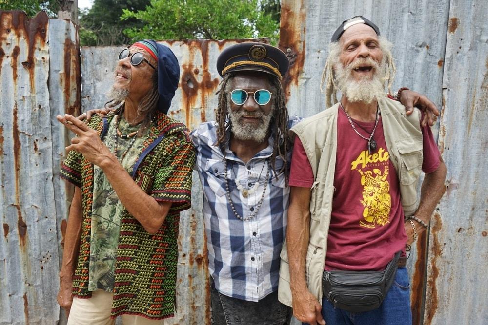 Inna De Yard Dans La Cour Des Grands Du Reggae