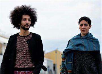N3rdistan 2uo et Mettani du crew Arabstazy en live au FGO Barbara