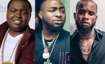 Sean Kingston shares a new song featuring Davido and Tory Lanez
