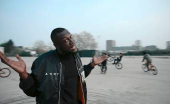 Stormzy is back with new music video, 'Vossi Bop'