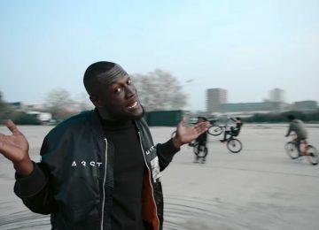 Stormzy de retour avec le clip 'Vossi Bop'