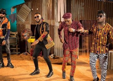 Umu Obiligbo share Flavour and Phyno-assisted 'Culture' visuals