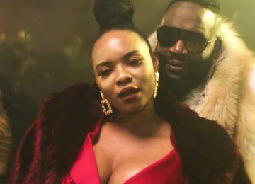 Yemi Alade et Rick Ross ensembles dans le clip 'Oh My Gosh'
