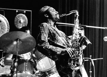 Jazzmen fous d'Afrique : David Murray, itinéraires d'un chercheur d'Afrique(s)
