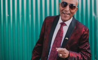 La légende de l'éthio-groove Ayalew Mesfin rejoint le festival Le Guess Who? 2019