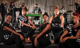 Black Monument Ensemble : gospel, activisme politique et TR-808