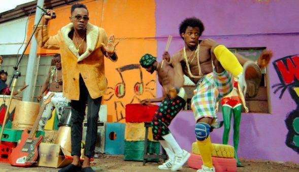 Décalement mix : une heure d'afrobeats en mode club