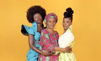 Les Amazones d'Afrique sing out against gender inequality with new single