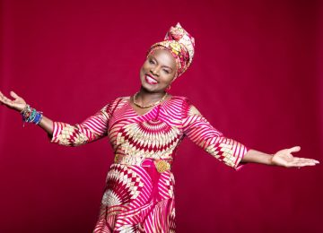 Angélique Kidjo chante Celia Cruz : hommage de la diva du Bénin à la diva de Cuba