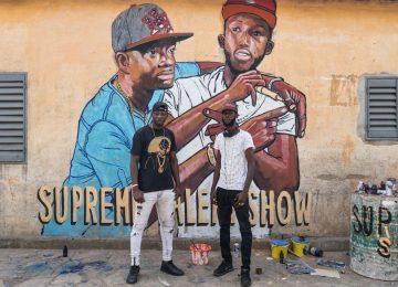 Malian duo MC Waraba & Mélèké Tchatcho release a remix EP