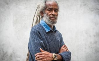 Reggae legend Max Romeo is back with new album, Words from the Brave