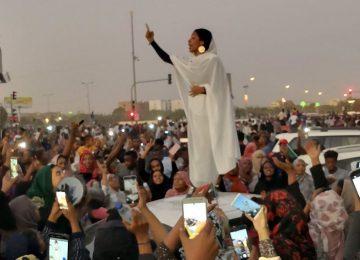 Soudan: sur la toile, les sons de la révolte