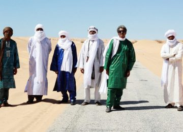 Tinariwen announce ninth album and share first song