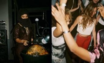 African Acid Is The Future sort un nouveau projet avec Les Filles de Illighadad et Edmony Krater
