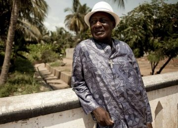 Ebo Taylor's lost album to be released 40 years later
