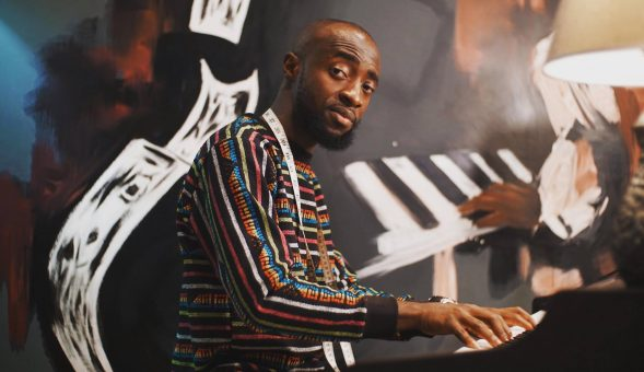 Music is a universal feature of the human experience: Kojo Talr