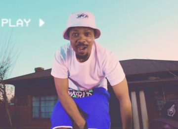 South African rapper Ma-E drops a strictly kwaito music video for 'LeVibe'
