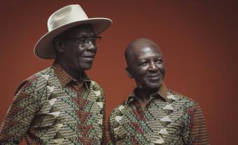 Le premier album des Touré Kunda réédité