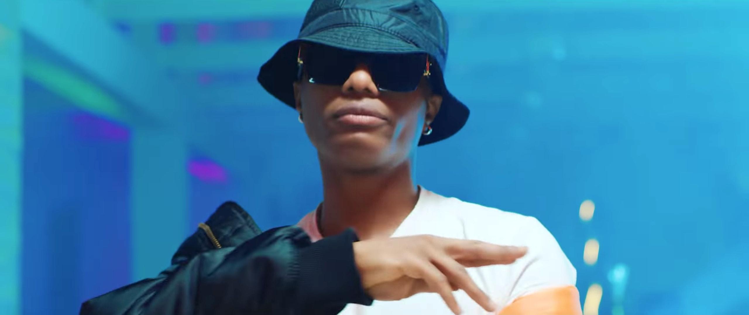 Wizkid and Olamide reunite on ID Cabasa comeback's single