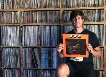 Dans les disques de Franck Descollonges : afro-funk et afro-disco