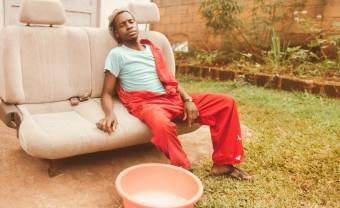 Le retour du MC ougandais Swordman Kitala