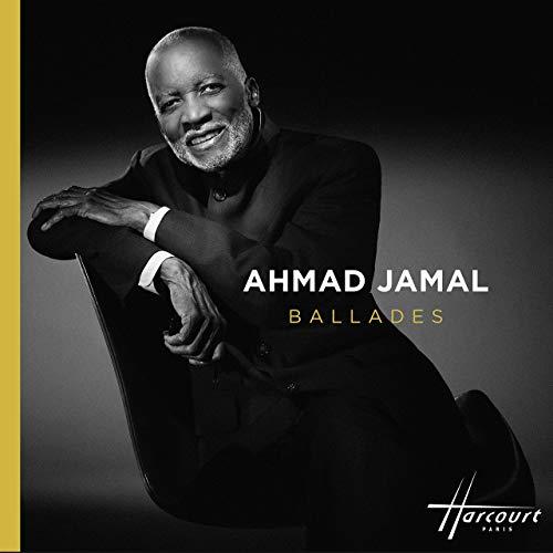 Ahmad Jamal ballades cover
