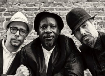 Le Camion Bazar présente BlackMix, projet house et blues mandingue