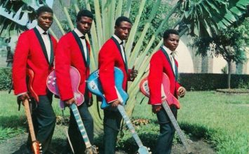 Soul Jazz collected the sounds of The Congos in 50s-60s on new compilation