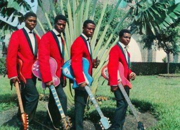 Soul Jazz compile le meilleur de la rumba congolaise des années 50 et 60
