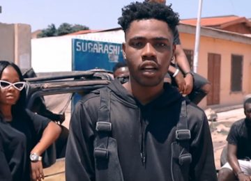 "Ghanaian rapper Kwame Dame unveils visuals for ""Protect your Life"""