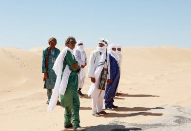 Tinariwen: the honest blues