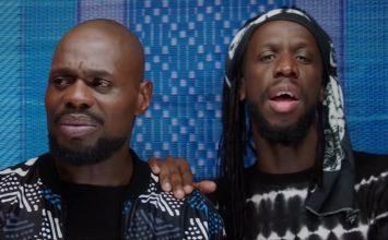 Kery James et Youssoupha à coeur ouvert dans le clip 'Les yeux mouillés'
