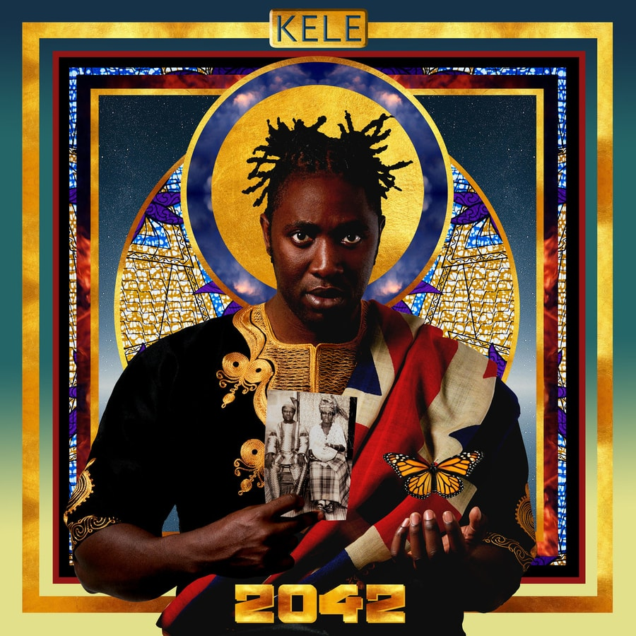 Kele 2042 album cover