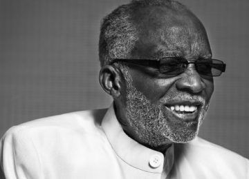 À 89 ans, l'illustre pianiste de jazz Ahmad Jamal sort un nouvel album