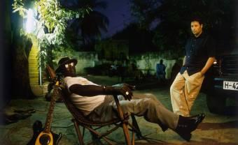 Nick Gold: «On ne pouvait qu'aimer Ali Farka Touré»