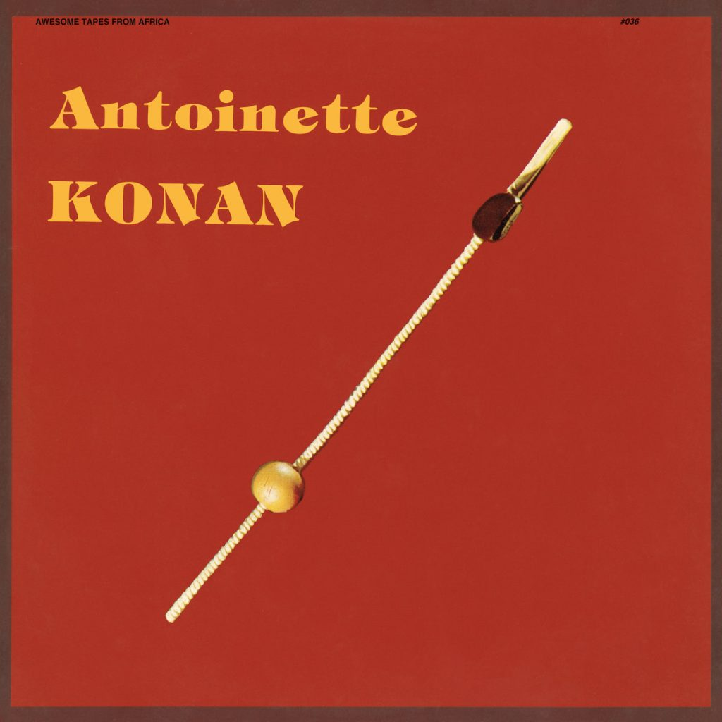 Antoinette Konan album