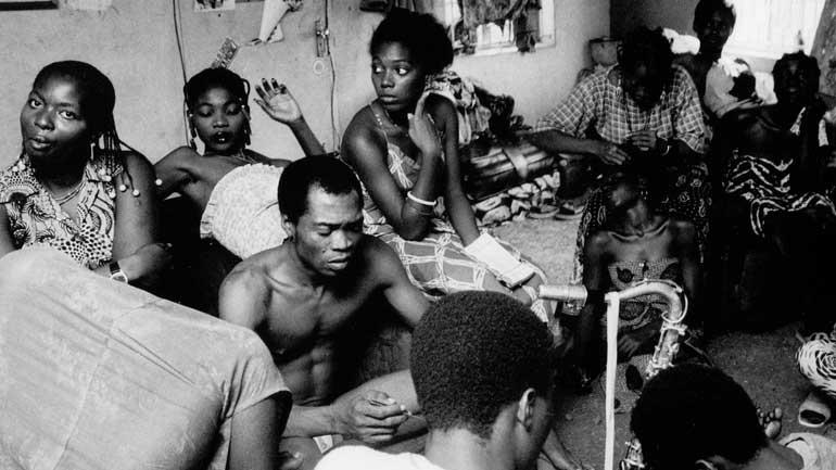 Fela Kuti 1975