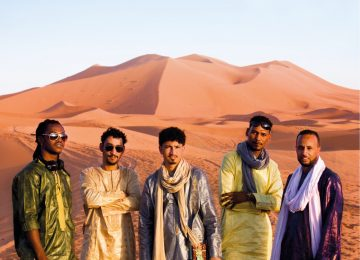 Kader Tarhanine: une étoile monte dans le ciel des musiques sahariennes