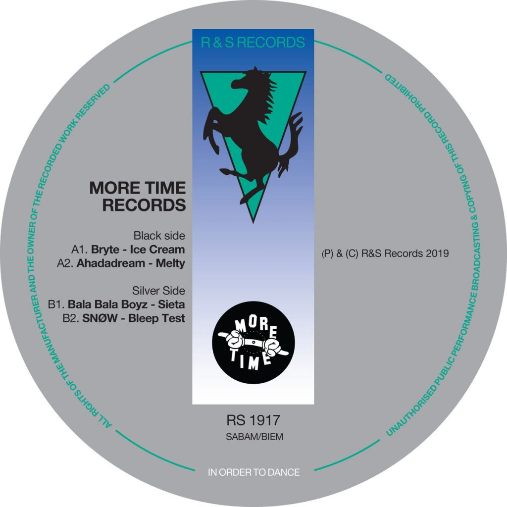 R&S More Time records