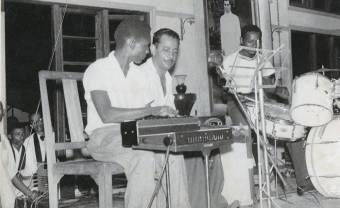 Afro7 sort une compilation de Yaseen Mohamed, figure majeure de la musique taarab kenyane