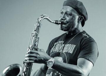 Gyedu-Blay Ambolley back to his roots on 11th Street, Sekondi