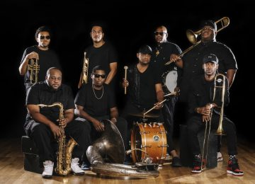 The Soul Rebels, la Louisiane en fusion